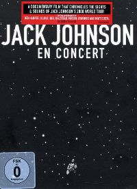 Cover Jack Johnson - En concert [DVD]